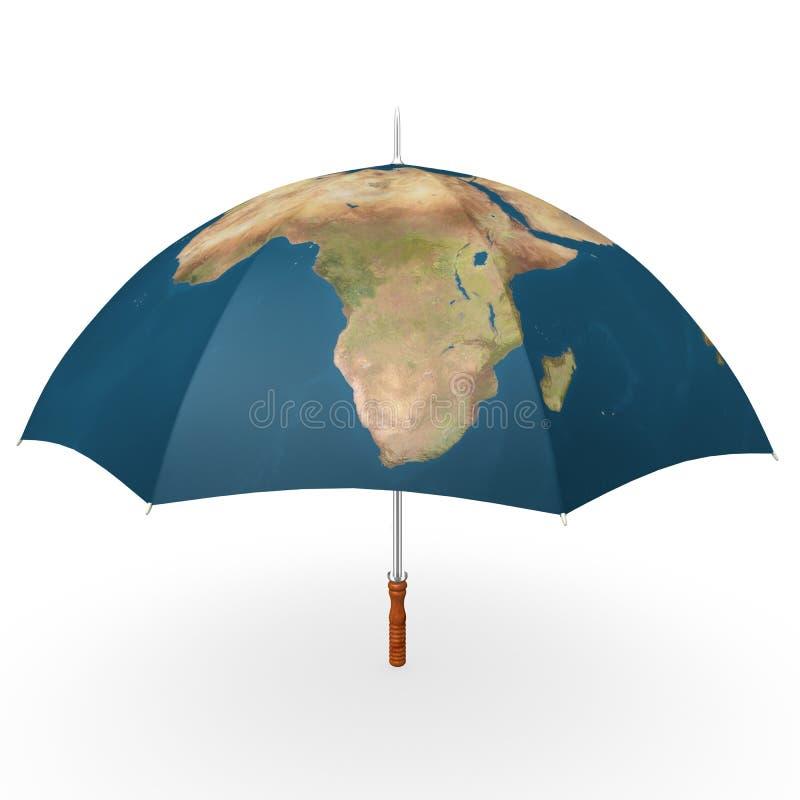 africa parasol