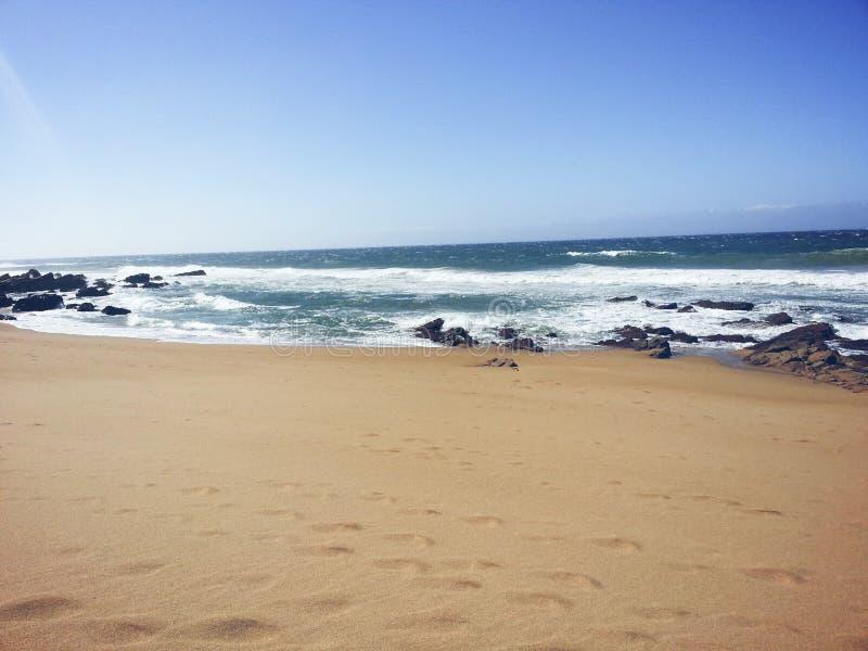 africa plażowi południe obrazy royalty free