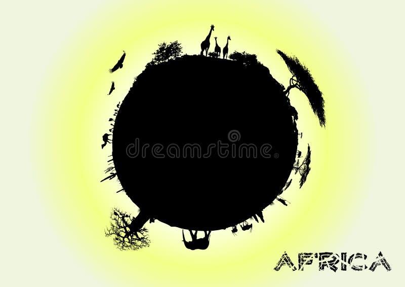 africa ziemia