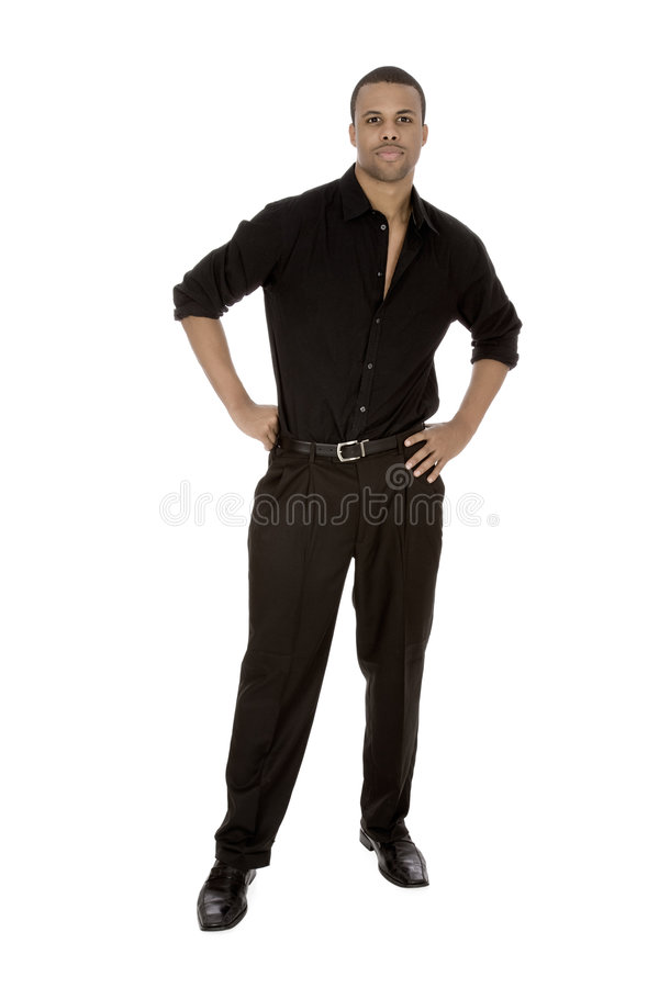 African American royalty free stock image