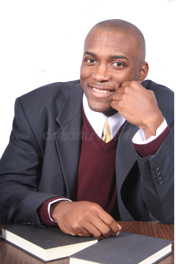 Download African American Business Man Royalty Free Stock Photos - Image: 815088