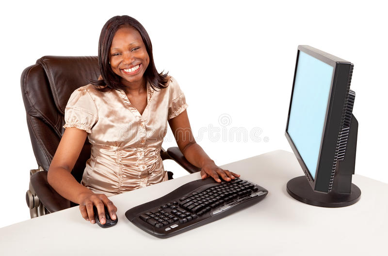Download African American Businesswoman Stock Image - Image: 19782055