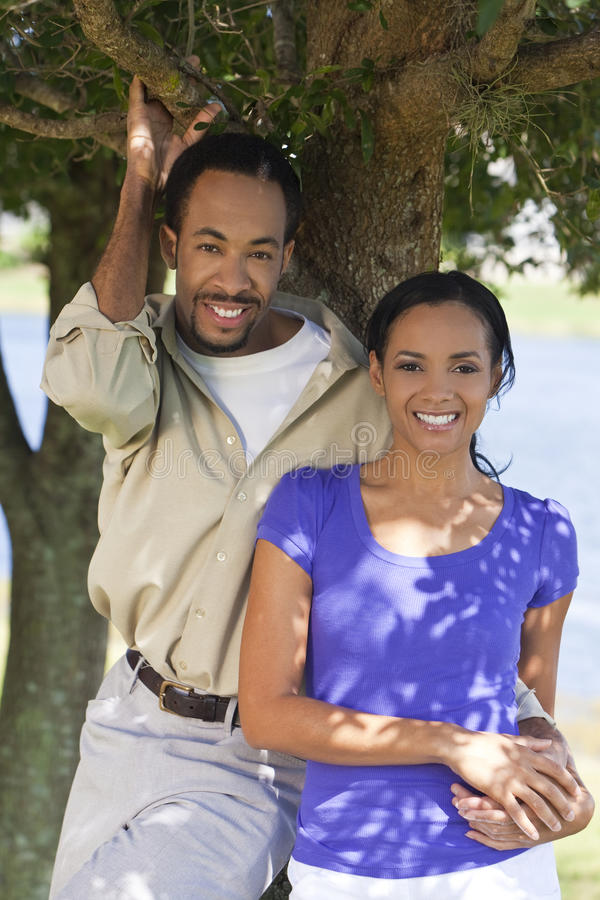 Download African American Couple Holding Hands Stock Image - Image: 11764873