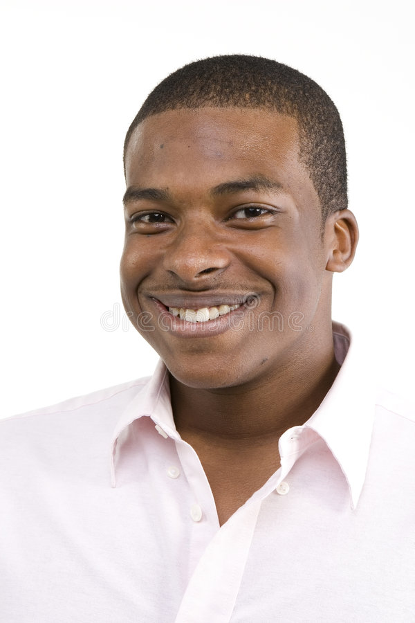 African American Male Model stock photos