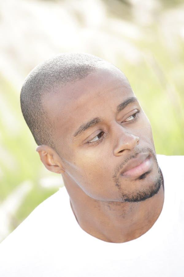 African American man stock image
