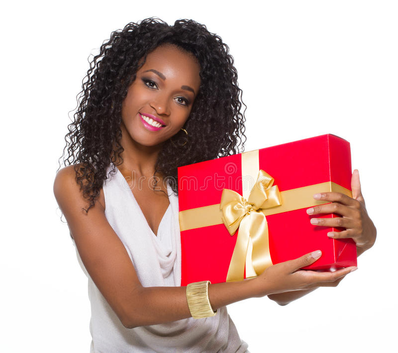 African-American novo imagens de stock royalty free