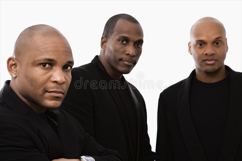 African american portrait royalty free stock images