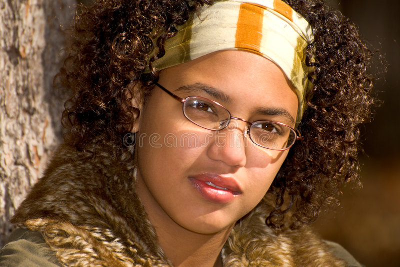 Download African american teen girl stock image. Image of beauty - 3564481