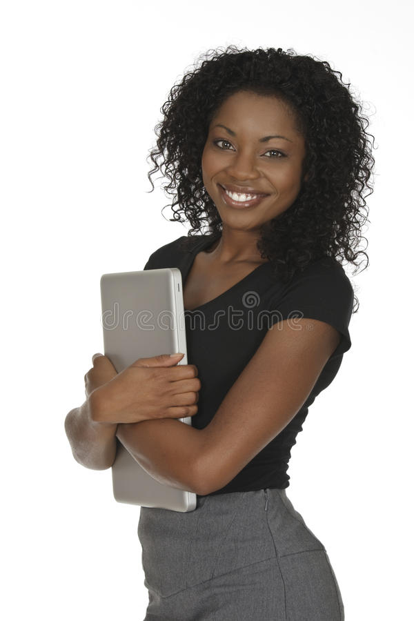 African American Woman royalty free stock image