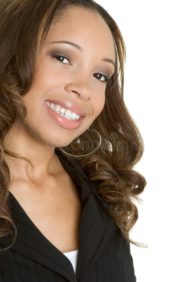 African American Woman stock photography
