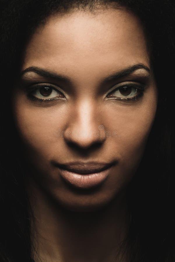 African-American woman imagens de stock