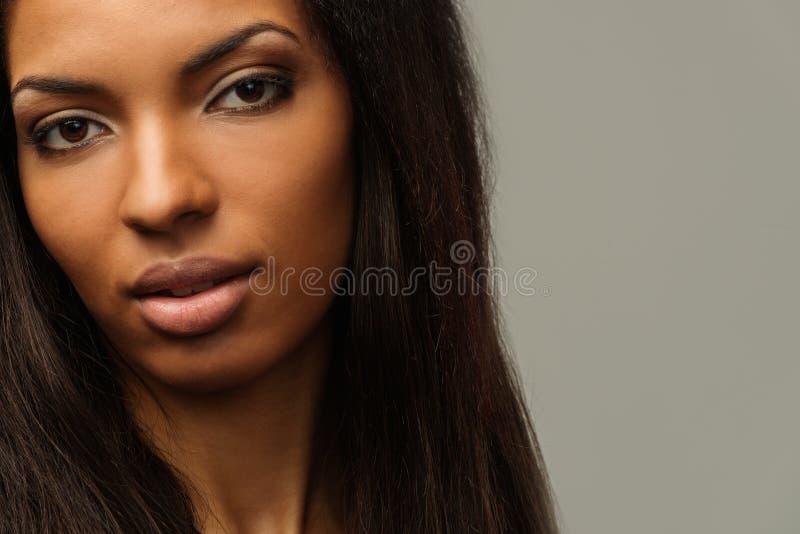 African-American woman fotografia de stock royalty free