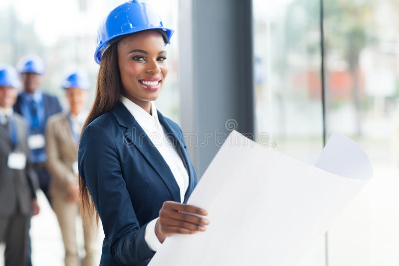 Download African architect portrait stock photo. Image of collar - 34461782
