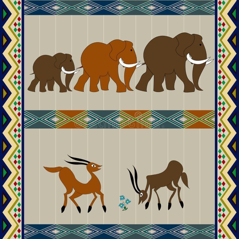 Download African background design stock vector. Illustration of africa - 14718436