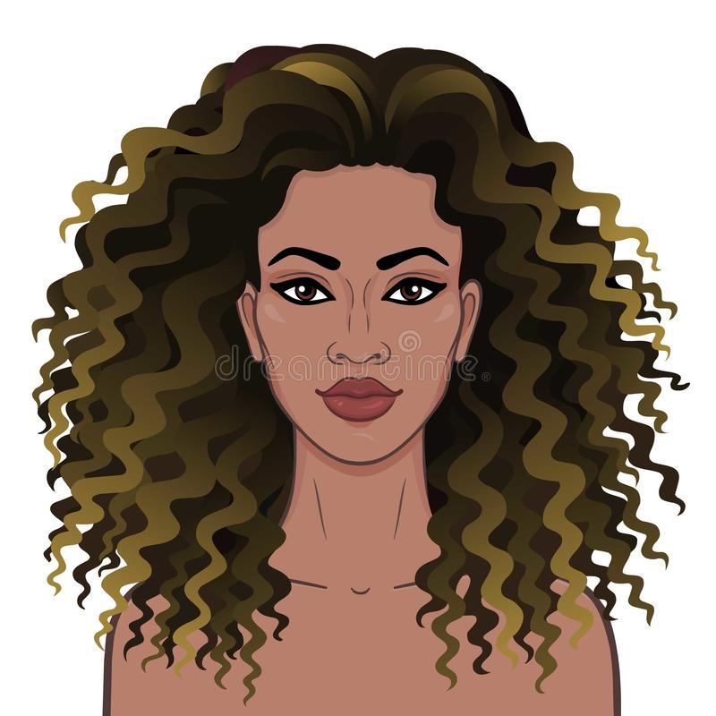 African Curly Hair Stock Illustrations 3 863 African Curly Hair Stock Illustrations Vectors Clipart Dreamstime