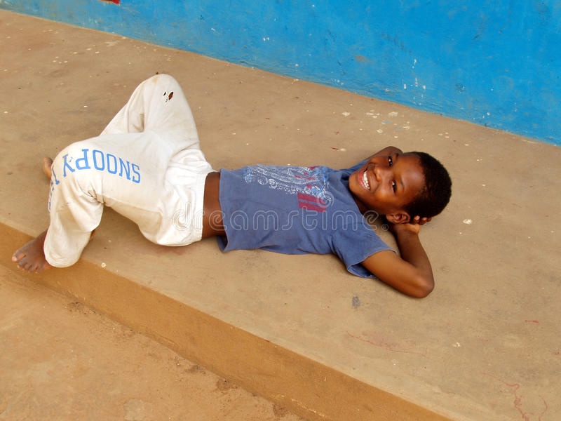 Download African Boy Editorial Photography - Image: 23423177