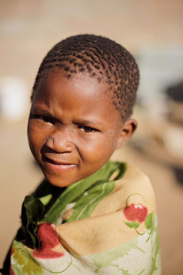 Free African Boy Stock Photography - 6534442