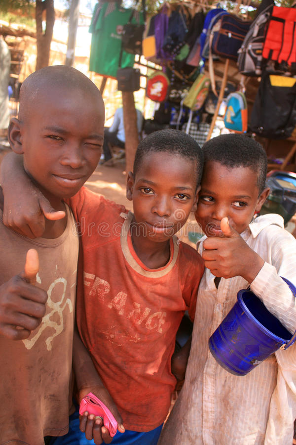 Download African boys editorial image. Image of afro, friendship - 24340375