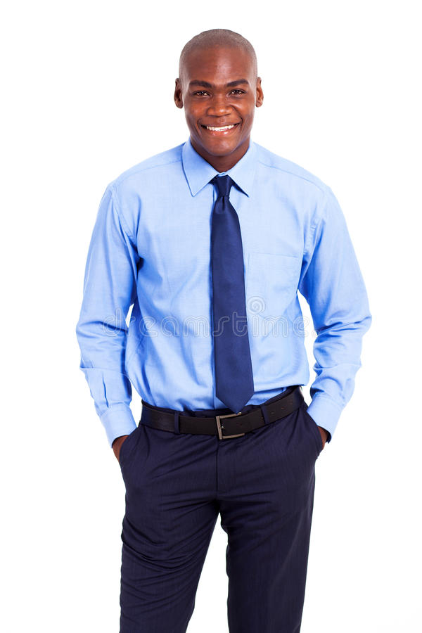 Download African businessman stock image. Image of looking, african - 29448959