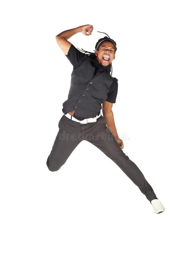 african businessman handsome στοκ εικόνα με δικαίωμα ελεύθερης χρήσης