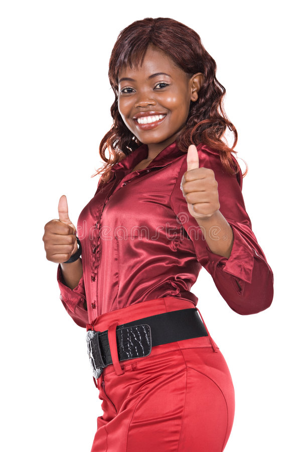 Download African businesswoman stock photo. Image of human, african - 7635970