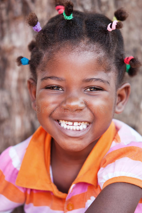 Free African Child Stock Photo - 10186140