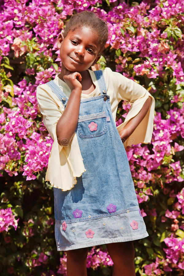 African child royalty free stock photography