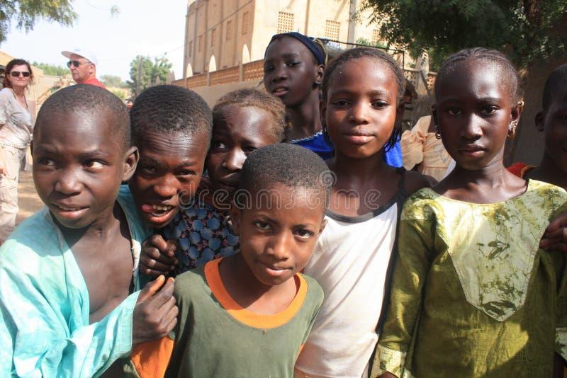 African children. Photo of african children taken in Bandiagara in the Mopti region in Mali