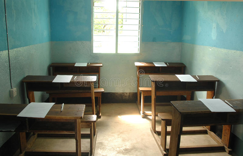 Download African classroom editorial stock photo. Image of education - 30380003