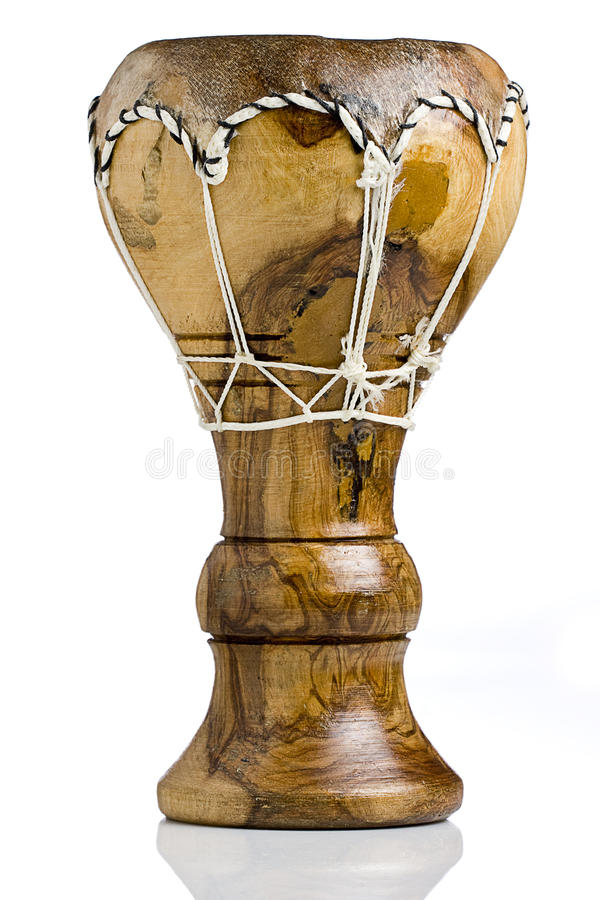 African Djembe Drum Royalty Free Stock Images