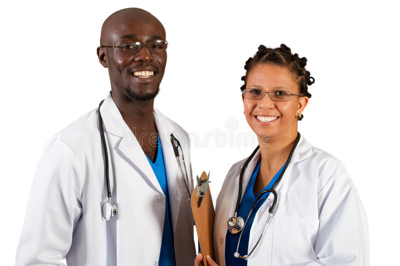 Download African doctors stock image. Image of care, industry - 14739433