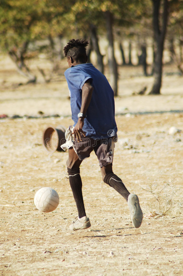 Download African dreams #6 stock photo. Image of team, poverty, soccer - 234742