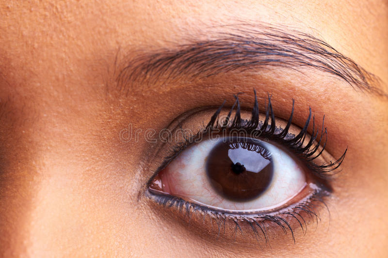African eye stock images