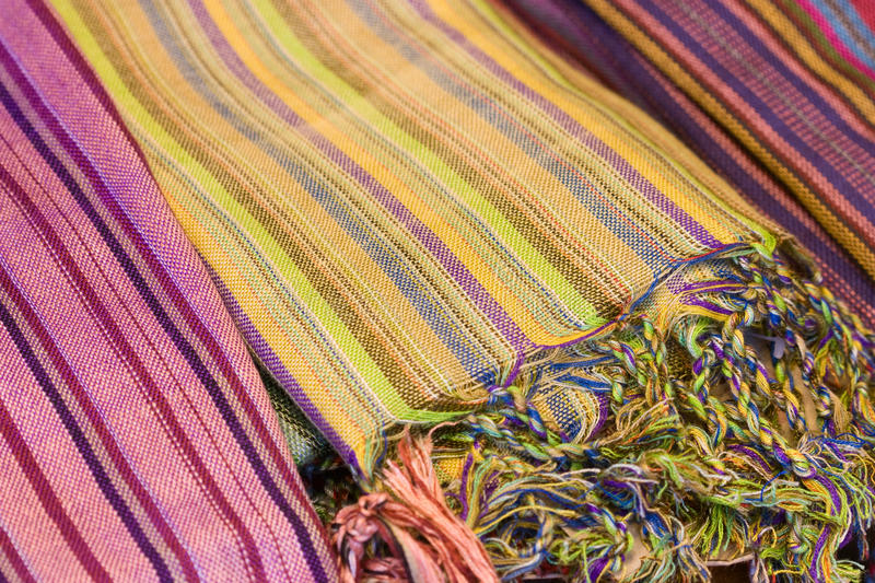 Download African Fabrics stock image. Image of craftwork, full - 14086881