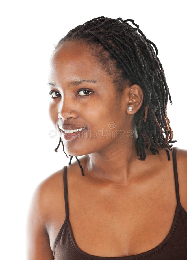 Free African Girl Stock Image - 9296151