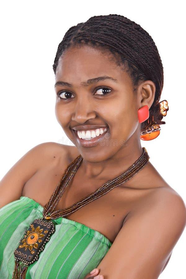 african girl portrait στοκ φωτογραφία με δικαίωμα ελεύθερης χρήσης