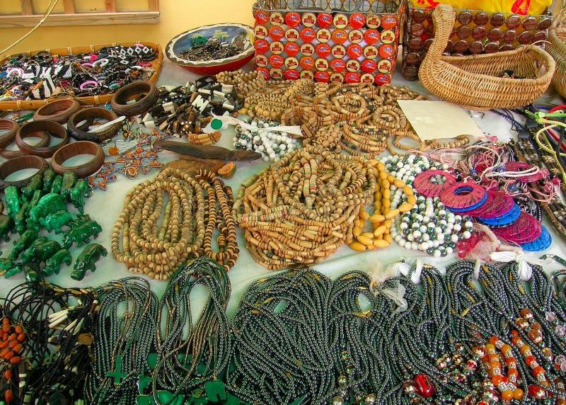 African Jewelery Royalty Free Stock Photos