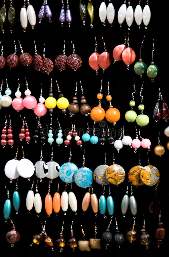 Download African jewelry stock image. Image of display, small, decor - 4510859