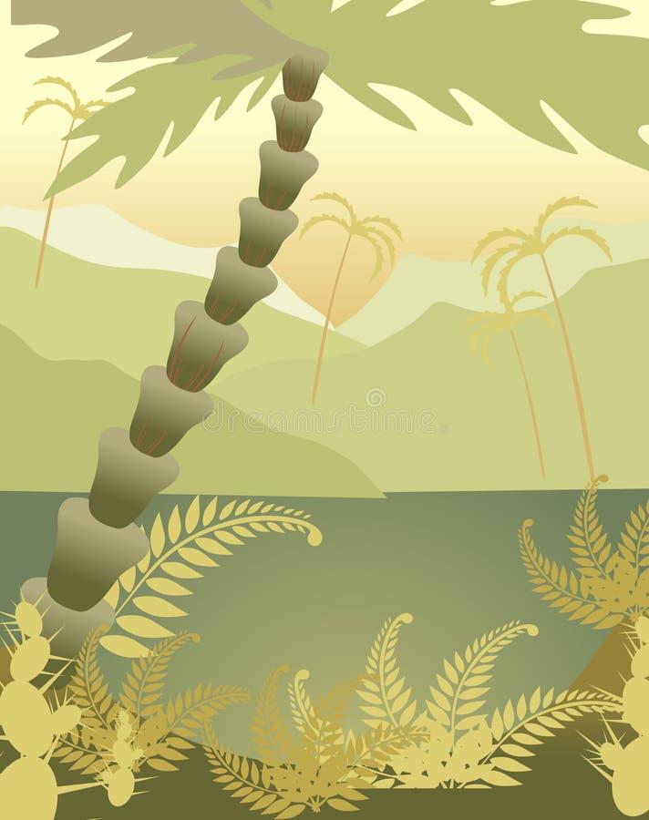 Download African landscape stock vector. Illustration of landscape - 17325780