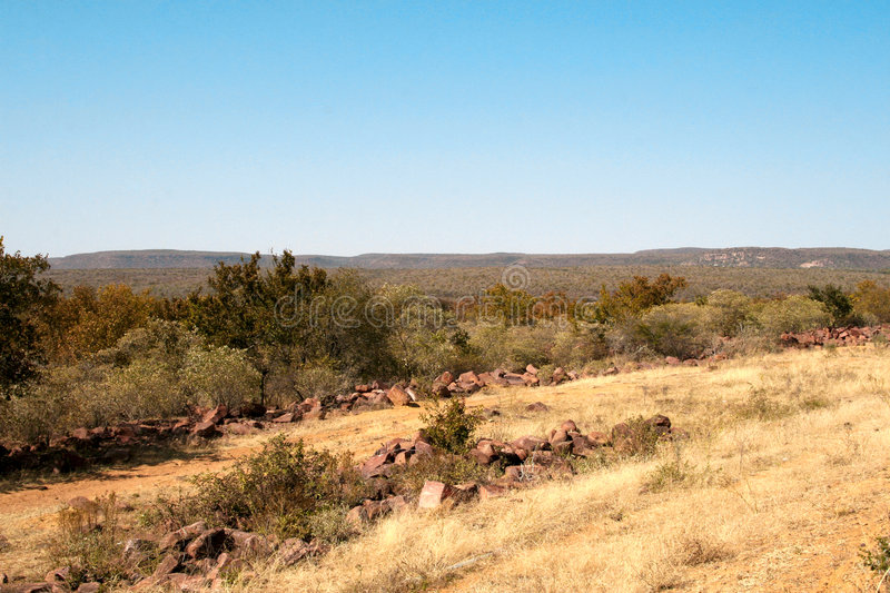 Download African landscape stock photo. Image of nature, plant, rocks - 979350
