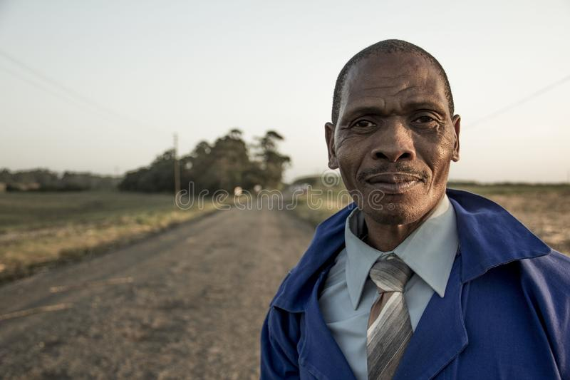African Man In Outdoor Portrait Free Public Domain Cc0 Image