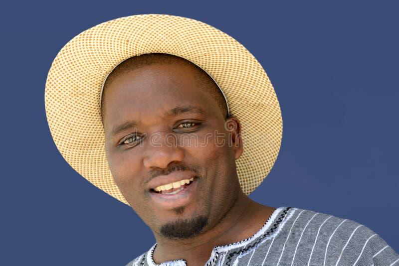 African man portrait stock images