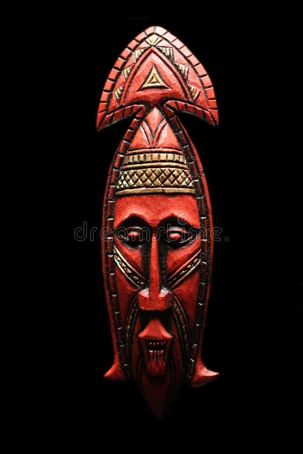 Free African Mask Royalty Free Stock Image - 14859106