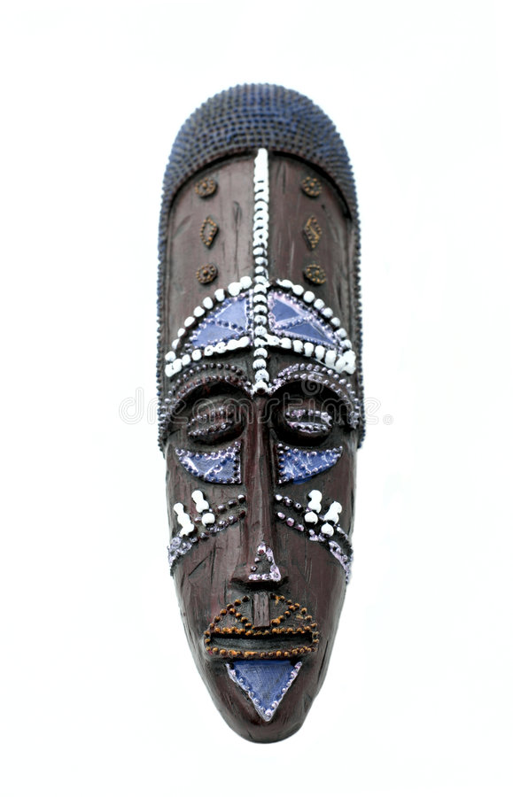 Download African mask stock photo. Image of religious, authentic - 4934158
