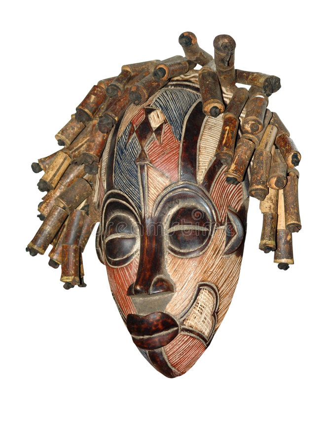 Free African Mask Stock Images - 877364
