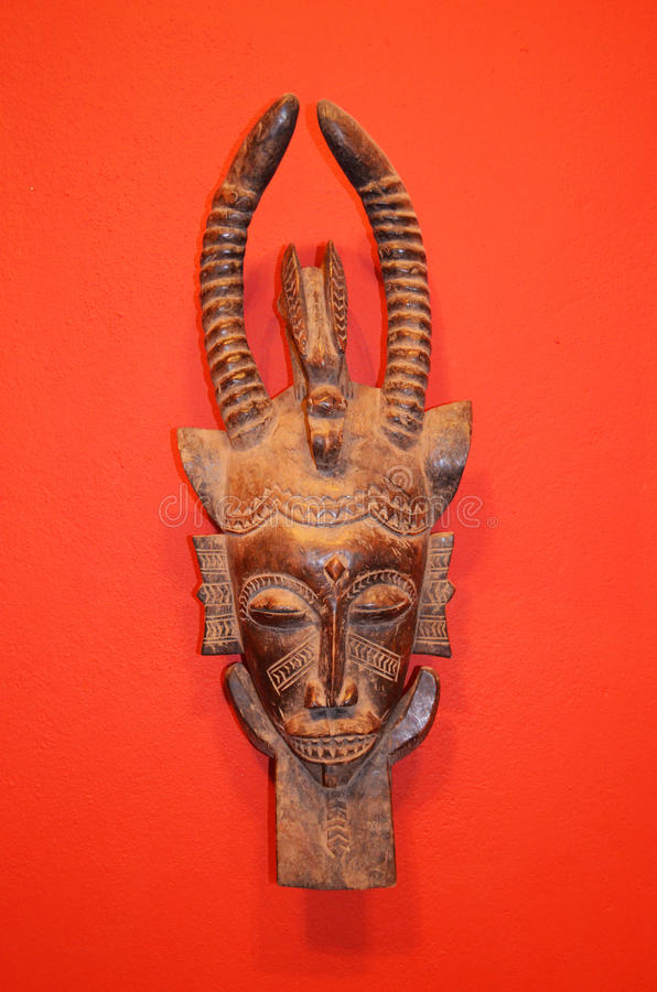Download African masks stock photo. Image of believe, artwork - 28669064