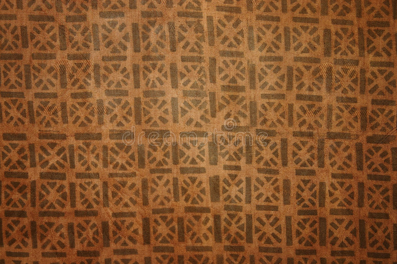 African material pattern royalty free stock photos