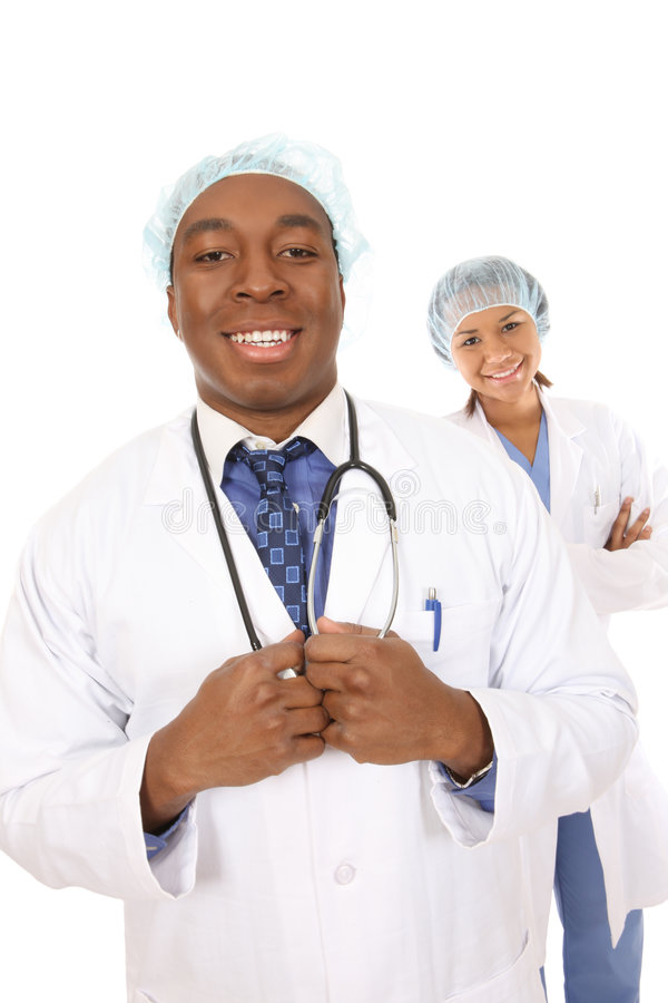 Download African Medical Team stock photo. Image of beauty, nurse - 7510396