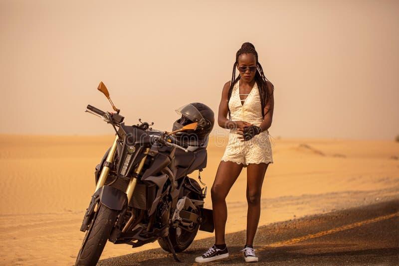 Desert Queen royalty free stock photo
