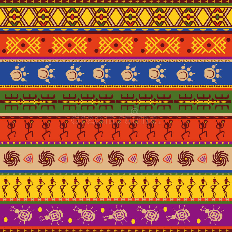 Download African pattern stock vector. Image of abstract, decoration - 25356730